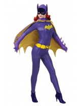 Ladies Grand Heritage Batgirl Costume