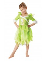 Girls Tinker Bell Winter Wonderland Costume