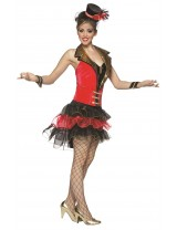 Big Top Diva Costume