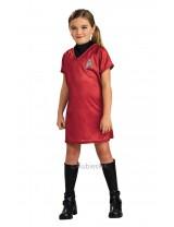 Girls Star Trek- Uhura Costume